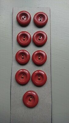 Vintage Buttons 18mm