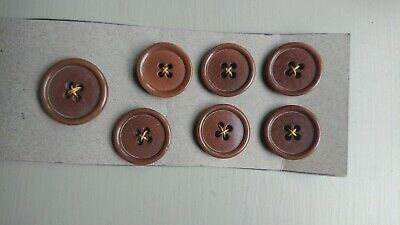 Vintage Buttons 20mm