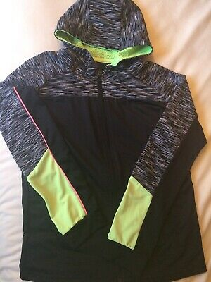 Sports Top Jacket Age 10 - 11 Years Excellent Condition