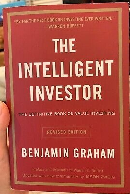 The Intelligent Investor by Benjamin Graham MINT US Import FAST SAME DAY POST