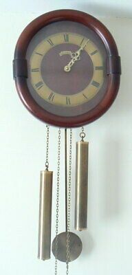 Schmeckenbecher weight driven pendulum clock