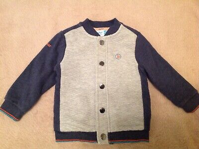 Ted Baker lightweight jacket boys age 12-18 months good condition