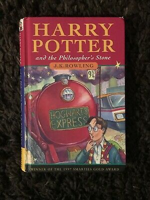 Harry Potter and the Philosopher's Stone. Hardback, 1st Edition/3rd Print!
