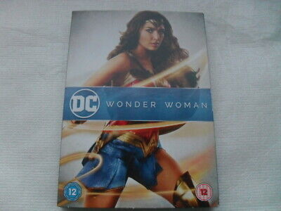 Wonder Woman 2017 Dvd