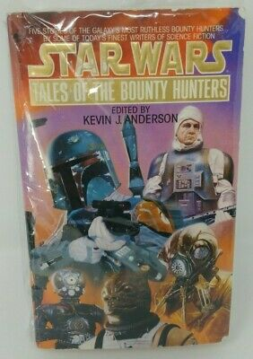 STAR WARS: Tales of the Bounty Hunters by Kevin J. Anderson (1996) 1ST EDITION