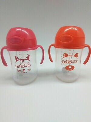 Dr. Brown's Baby's First Weighted Straw Cup New