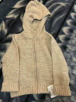 BNWT Baby Girl Mothercare 24-36 Months Very Warm Jumper