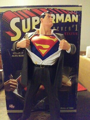 Superman forever 1 DC Direct Statue 4473/5000
