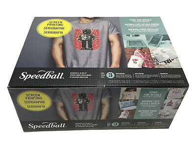 Speedball Screen Printing Advanced All-in-One Kit