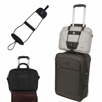 Travel Luggage Strap Suitcase Adjustable Tape Belt Add A Bag Carry On Bungee