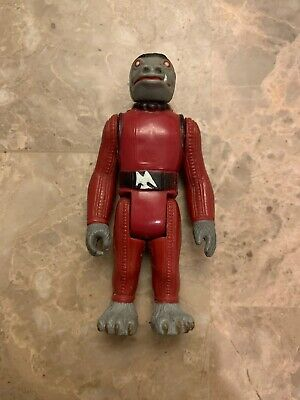 Vintage Star Wars Snaggletooth Action Figure 1978 Red Version