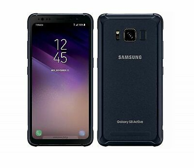 Samsung Galaxy S8 Active 64GB Gray G892U Sprint & GSM Unlocked AT&T T-Mobile