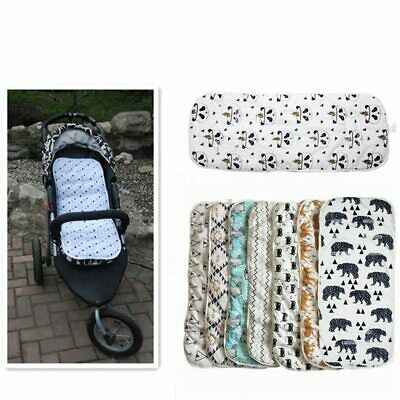 Miracle Baby Stroller Accessories Cotton Diapers Changing Nappy Pad Seat Carriag