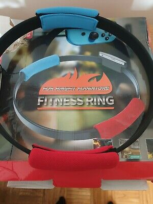 Nintendo switch fitness ring