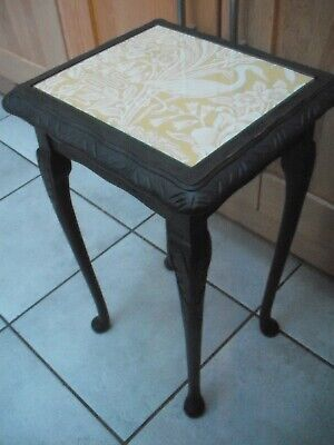 Shabby Chic side table, hand painted with Annie Sloan chalk paint.