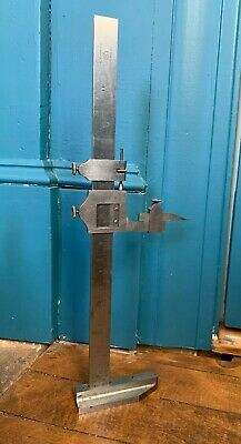 "Starrett 10"" Height Gage No. 454"