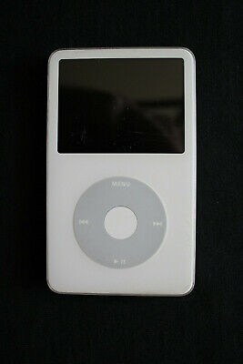 Apple iPod Classic 5th Gen. 30GB - White A1136 2005 [Working and Functional]