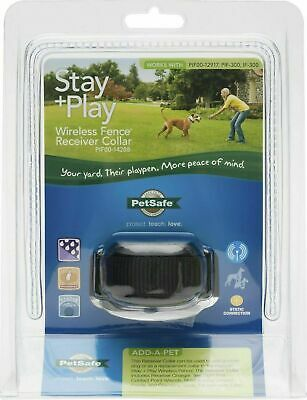 PetSafe Stay + Play Wireless Fence Receiver Collar PIF00-14288