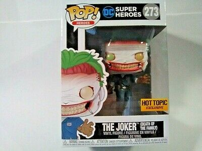 Funko Pop DC Super Heroes The Joker { Death of the Family } # 273