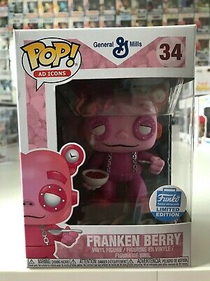Funko Pop! Ad Icons Franken Berry Funko Shop Exclusive