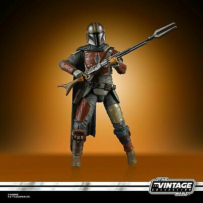 Star Wars The Vintage Collection The Mandalorian 3.75in PREORDER Ships In April