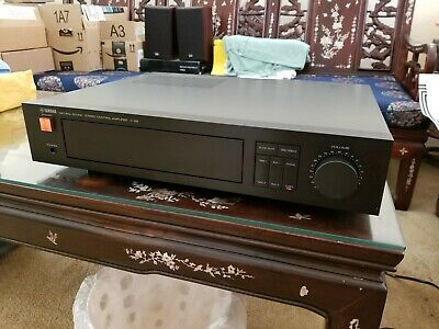 Yamaha C-50 Stereo Preamplifier
