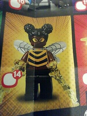 LEGO 71026: Bumblebee #14 LEGO Collectable Minifigures DC Super Heroes Series