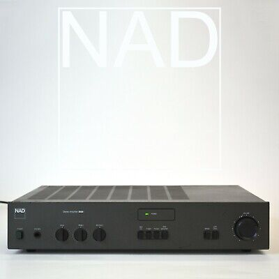 NAD Stereo Integrated Amplifier 3020i with Phono Input - Separates Stack System
