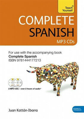 Complete Spanish (Learn Spanish with Teach Yourself) [Audio].