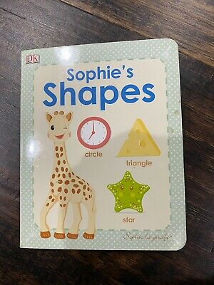 childrens books Sophie's Shapes