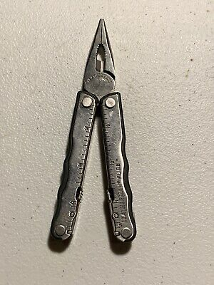Leatherman Fuse multi-tool Pre-owned Free Shipping