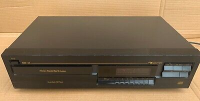 Quality Nakamichi MB-4s CD Player - 7 Disc Musicbank-Audiophile