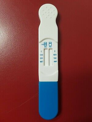 5 x Oral 6 type drug screening test Over Counter type Saliva