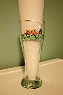 TARPON SPOON  BOHEMIAN-STYLE PILSNER  BEER GLASS 8.5 INCHES TALL