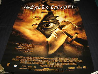 Jeepers Creepers Poster Gina Philips Justine Long Jonathan Breck Eileen Brennan