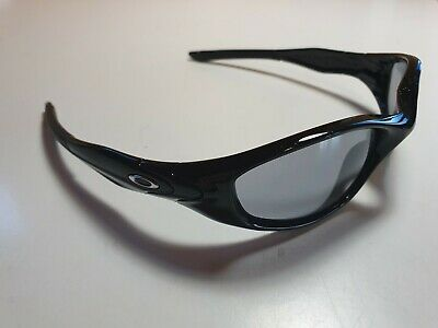 Oakley Sunglasses Minute 2.0 Metallic Black w/Black iridium Lens