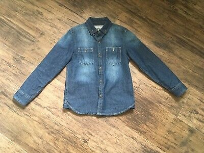 Girls Next denim shirt (age 7 years)