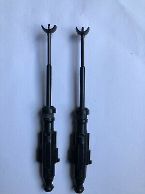 Guns Reproduction VTG X-Wing Cannons 4X Cannons Kenner Star Wars