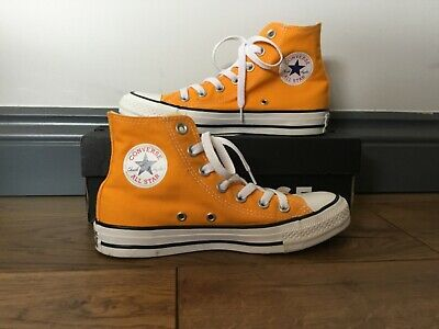 converse all star, size UK4, Yellow trainer / shoe. Great condition!