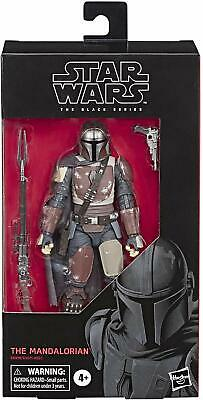 Star Wars The Black Series The Mandalorian 6-Inch Pre-Order Ships In May 2020