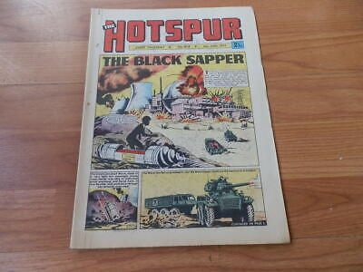 THE HOTSPUR COMIC..No.614..JULY 24th  1971..SUPERB CONDITION