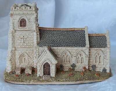 "Lilliput Lane  large  ""St Mary's  Church"" Excellent Used Condition"