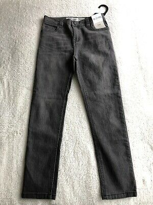 Boys Skinny Jeans Age 10-11 Brand New With Tags