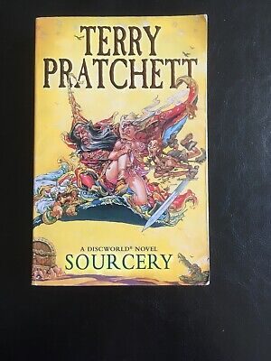 Sourcery: (Discworld Novel 5) by Terry Pratchett (Paperback, 2012)