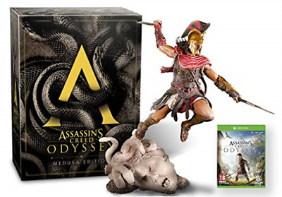 Assassin's Creed Odyssey Medusa Edition Xbox One Game GAME NEUF