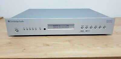 Cambridge Audio Azur 640T V2.0 Silver DAB/FM Tuner