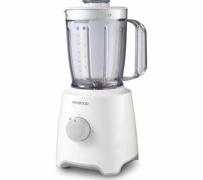 KENWOOD BLP302WH Blender - White - With Dishwasher safe parts - Boxed - New