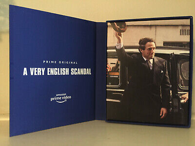 A Very English Scandal Fyc Emmy 2019 Dvd Never Viewed