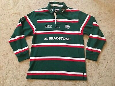 Leicester Tigers Canterbury Shirt Size Large Kids Childrens Boys Girls