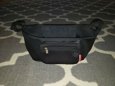 Skip Hop Stroller Bag Black great condition, Grab n Go Organizer